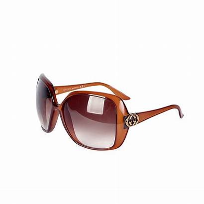 Gucci Sunglasses Oversized Brown Luxity