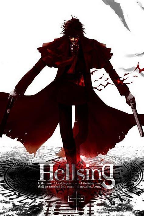 Hellsing Anime Wallpaper - hellsing alucard wallpaper