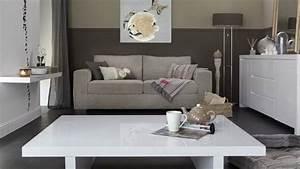 choisir les coussins pour accessoiriser le canape With tapis de course avec canapé cuir brun