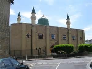 Central Mosque Gibbet Street Betty Longbottom