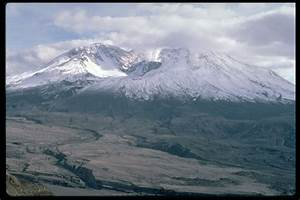 NASA - Landsat Top Ten - Mount St. Helens: Volcanic ...