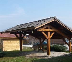 Garage Ossature Bois : garage sur ossature bois savoie ~ Melissatoandfro.com Idées de Décoration