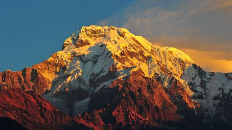 Mount Everest Wallpaper ·①