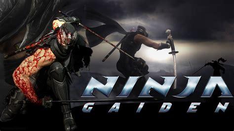 Ninja Gaiden Trilogy Game Movie Sigma 1 2 Razors Edge