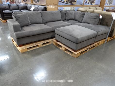 costco leather sofa in store 3 piece sectional sofa costco hereo sofa