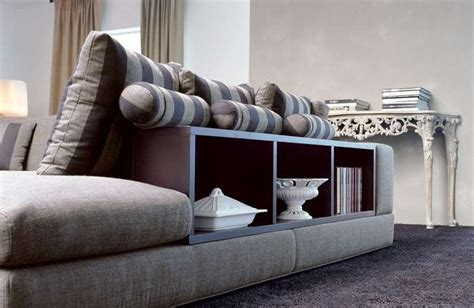 Divani con piani d appoggio per la casa (Foto) Design Mag