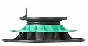 Plot Reglable Terrasse : plot terrasse bois lambourde jouplast solutions ~ Edinachiropracticcenter.com Idées de Décoration