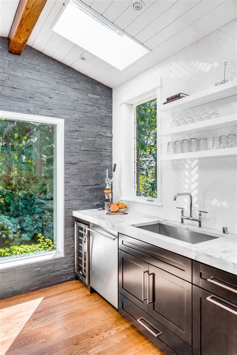 herringbone tile floor kitchen contemporary with accent contemporary kitchen with white tile herringbone patterned