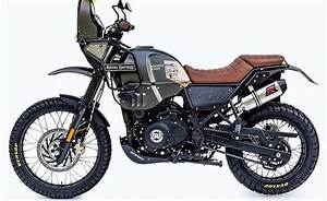 This Custom Royal Enfield Himalayan Looks Ready For An ...
