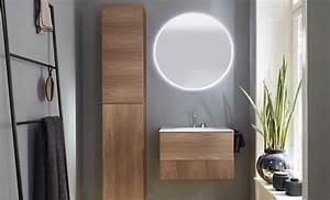 Runder Spiegel Groß : runder spiegel im bad badideen bei xtwo ~ Whattoseeinmadrid.com Haus und Dekorationen