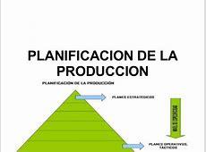Planificacion Produccion 5