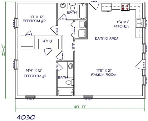 barndominium floor plans 30 barndominium floor plans for different purpose