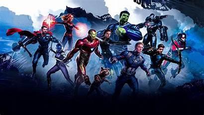 Avengers Endgame Marvel Iron Captain Thor America