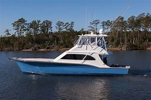 2005 Jarrett Bay 53 Convertible Power New And Used Boats