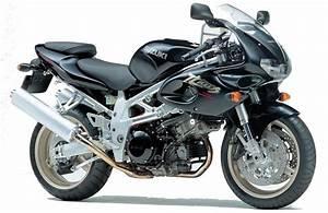 Suzuki Tl1000s  Tl1000r 1998