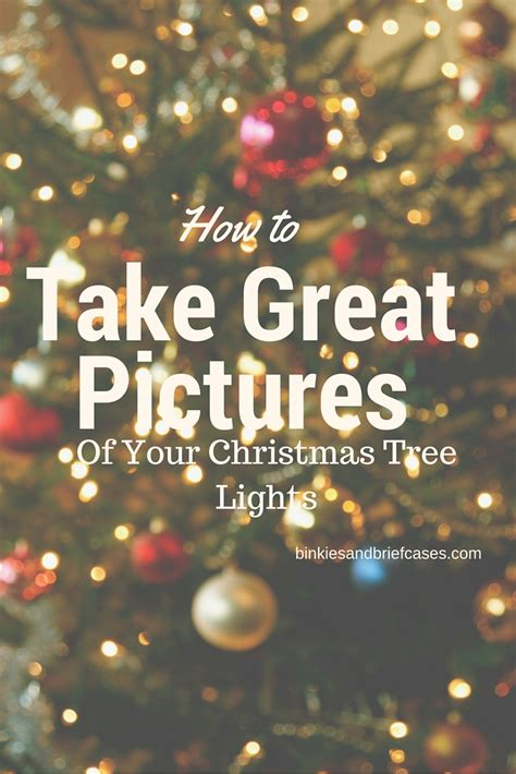 great pictures  christmas tree lights