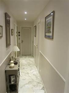 photos bild galeria decoration couloir With decoration d un couloir