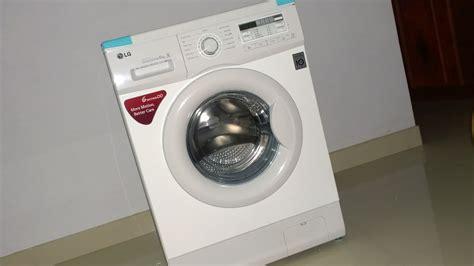 Lg Washing Machine Installation  Diy Youtube