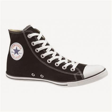sepatu converse high chuck hitam jenis sneaker yang paling populer di kus indo fashion
