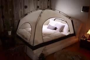 room in room a cozy bed tent bonjourlife