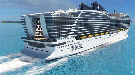 MSC Cruises - Ships And Itineraries 2018 2019 2020 | CruiseMapper