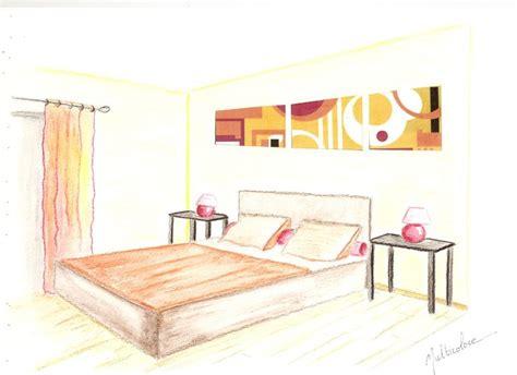 croquis chambre a coucher dessin d 39 une chambre a é facile gascity for