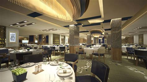 Take A Look Inside P&o Cruises Britannia  New Images