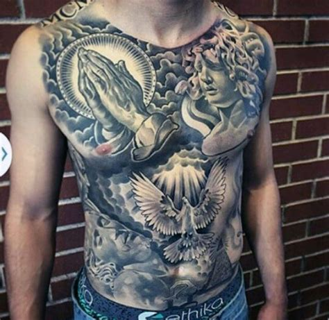 awesome tattoos  guys manly ink design ideas