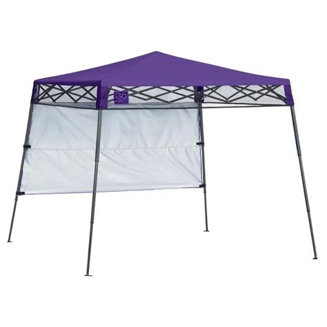 quik shade  ft  square purple pop  canopy lowescom canopy weights canopy tent