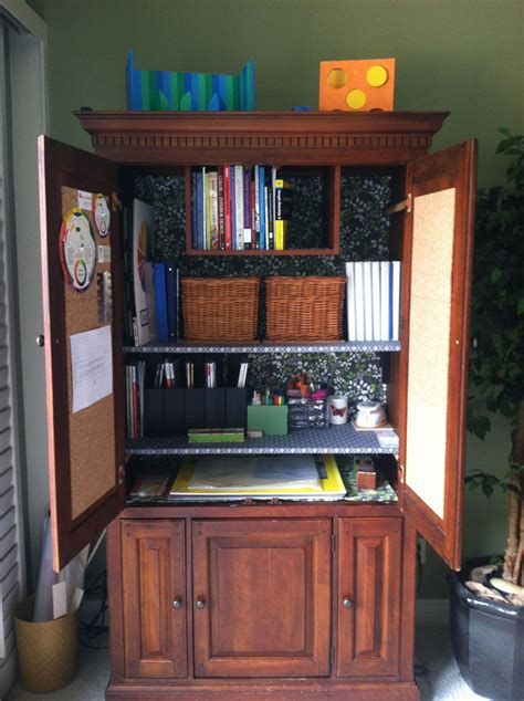 repurpose tv cabinet how to repurpose an outdated tv armoire apartment therapy