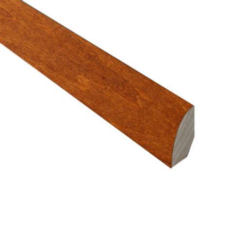 quarter molding home depot qep carmine and umber cork 75 in wide x 78 inch length quarter round molding the home depot