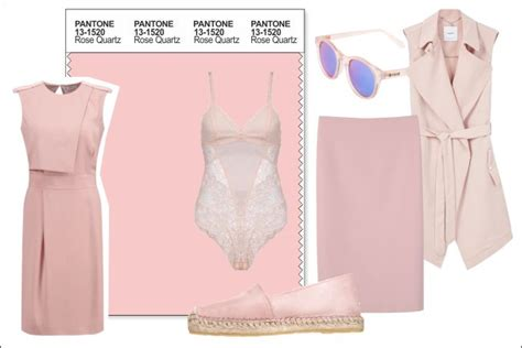 Die Pantone Trendfarben 2016