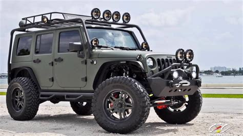 jeep accessories jeep wrangler modification accessories youtube