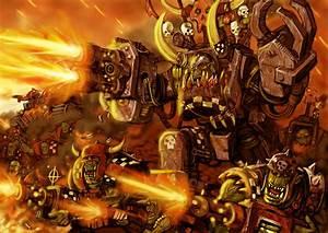 Third War For Armageddon Warhammer 40K Wiki Space