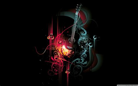 guitar wallpaper  background image  id