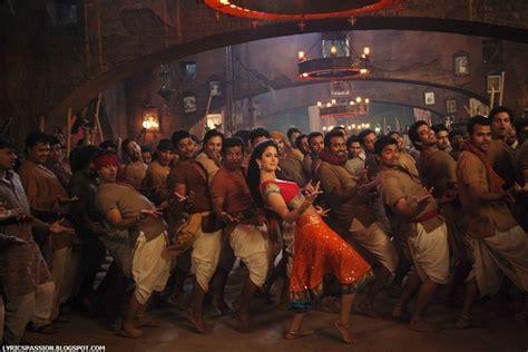 agneepath chikni chameli lyrics mp video song