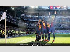 Clásico Real Madrid Barcelona El Barcelona deja muerto