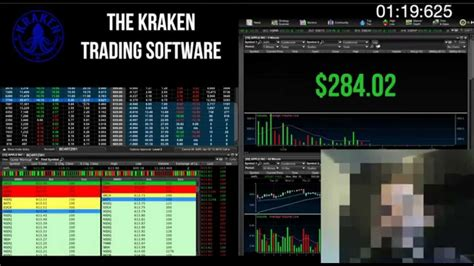 trading software kraken binary trading software