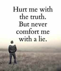 Hurt me with - English Sad Quote Photo