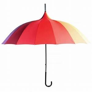 Rainbow Pagoda Umbrella - Umbrellas & More from Umbrella ...