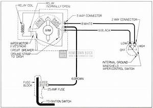 Afi Windshield Motor Wiring Diagram