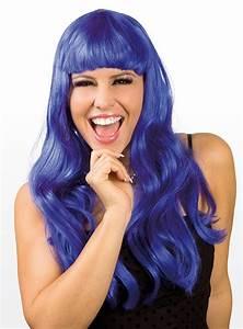 Haare Blau Färben Ohne Blondieren : lange haare blau per cke ~ Frokenaadalensverden.com Haus und Dekorationen