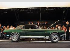 1968 Shelby EXP 500 fails to sell at BarrettJackson