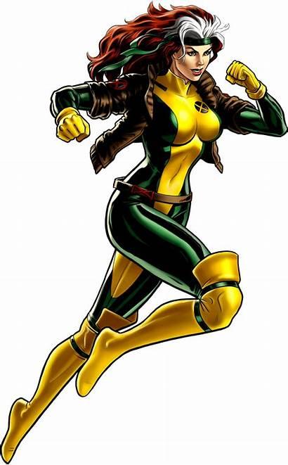 Rogue Marvel Marie Anna Comic Classic Superhero