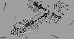 Worm Gear Box - Frontier John Deere Sb1274