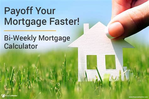 bi weekly mortgage calculator includes optional extra