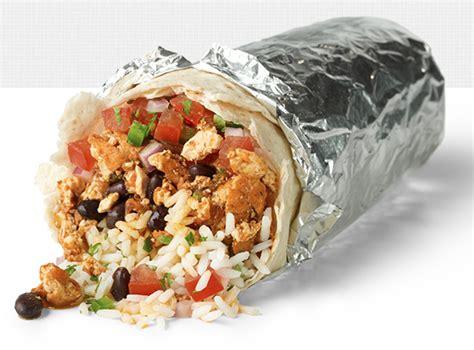 free burrito at chipotle