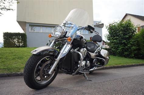 motorrad occasion kaufen kawasaki vn 1700 classic tourer abs eichenberger zweirad sport rothrist