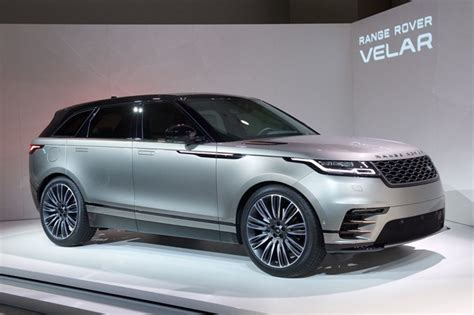 Land Rover Range Rover Velar Photo by Land Rover Range Rover Velar Images Interior Exterior