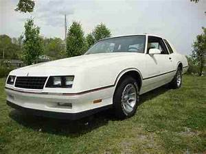 Purchase Used 1986 Chevrolet Monte Carlo Ss Aerocoupe In